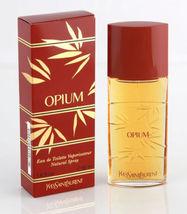 Opium By Yves Saint Laurent For Women Edt  Spray 1.6 Oz - New & Sealed - $75.00