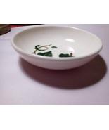 "Metlox California Ivy Hand Painted PoppyTrail Fruit/Sauce bowl 5 1/4"" - $8.00"