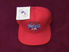 1996 All Star Game CAP New Era Pro Model Cap NEW W/ TAGS  Phillies             B - $34.64