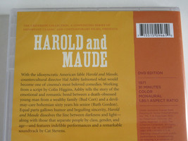 Harold and Maude Criterion Collection DVD Brand New & Sealed OOP WS Not Blu-ray image 7