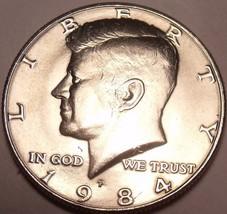 UNC 1984-P KENNEDY HALF DOLLAR~WE HAVE KENNEDYS~FR/SHIP - $4.96
