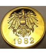 AUSTRIA 1982 PROOF SET MEDALLION~EXCELLENT~FREE SHIP~ - $5.06