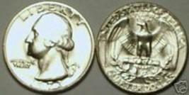 1973-D BU WASHINGTON QUARTER~WE HAVE QUARTERS~FREE SHIP - $3.44