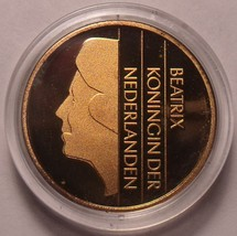 Rare Encapsulated Proof Netherlands 1989 5 Cents~15,300 Minted~Free Ship... - $8.01