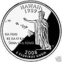 2008-P HAWAII GEM UNCIRCULATED STATE QUARTER~FREE SHIP~ - $2.30