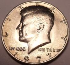 Unc 1977 P Kennedy Half Dollar~Check R Store 4 Kennedys - $3.99