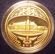 Netherlands 1982 Proof Set Medallion~Only 10,000 Minted~Free Shipping - $14.20