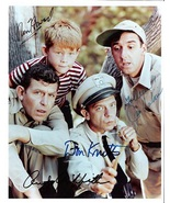 8 x 10 Autographed Photo of Mayberry (Andy Grif... - $2.19