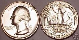 UNCIRCULATED 1974-P WASHINGTON QUARTER~FREE SHIPPING~ - $2.65
