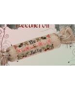 Be Jolly Needleroll cross stitch kit Jeanette D... - $16.20