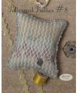 Patterned Pretties 8 Pyn Pillow Kit cross stitc... - $10.80