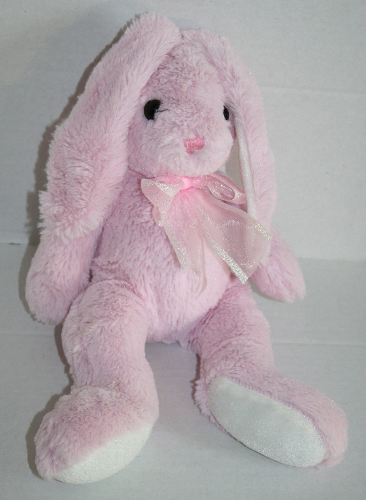 Red Bandana Stuffed Animal Bunny
