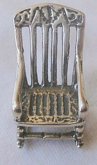 Primary image for Rocking chair miniature 1