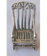 Rocking chair miniature 1 - $21.00