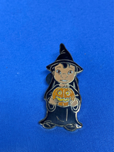 Lilo witch costume pumpkin Halloween Disney Pin Stitch Jack O Lantern - $12.99
