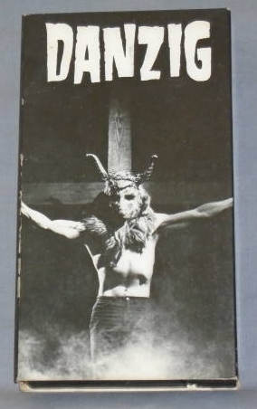 Danzig Mother VHS Used