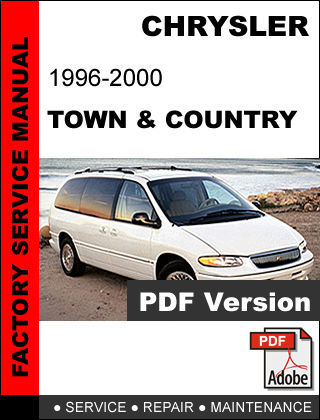 service manual how fix replacement 1996 chrysler town. Black Bedroom Furniture Sets. Home Design Ideas