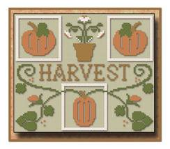 Harvest Thread Pack cross stitch Classic Colorworks Little House Needlew... - $13.00