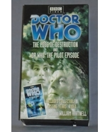 Doctor Who: The Edge of Destruction and Doctor ... - $9.25