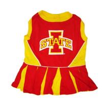 Pets First Iowa State Cheerleader Dog Dress Xtra Small- 1288-23508177616-XS - $22.95