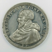 1572 Italy Vatican Pope Gregory XIII ST Bartholomew's Day Massacre 35MM ... - $78.21