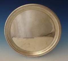 "Randahl Sterling Silver Round Tray 12"" (#0165) - $2,515.50"