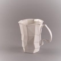 Bone Porcelain Element Tea Mug 400 ml. Hand Made. Fine Quality. - $19.61