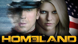 Homeland Fridge Magnet - $3.95
