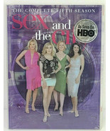 Sex and the City The Complete Fifth Season (DVD, 2003,2-Disc Set) Cynthi... - $9.89