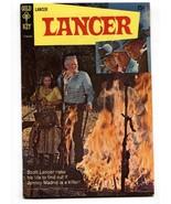 LANCER #1 1968-TV WESTERN ADVENTURE-STACY-DUGGAN-PHOTO VF- - $81.97