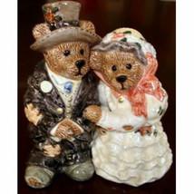 "Boyds Bearware Pottery ""Grenville & Beatrice.. True Love"" #390022 -1E- S... - $15.99"