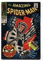 Amazing Spider-Man #58 comic book 1968- John Romita- Marvel Comics FN- - $47.92