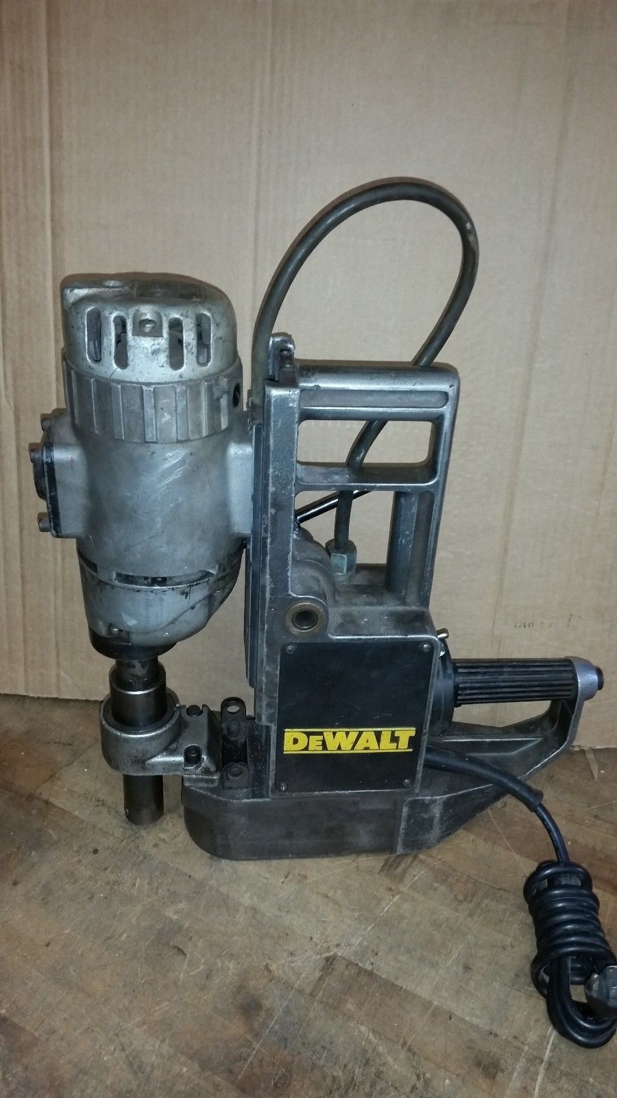 "DEWALT DW154 Heavy-Duty 2"" Magnetic slugger Drill for Annular Cutter mag drill"