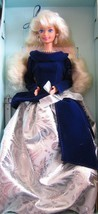 Barbie Winter Velvet Doll AVON EXCLUSIVE NIB - $24.99