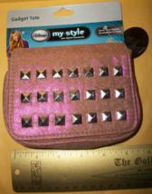 Disney Girl Purse Tote Hannah Montana Digital Phone Gadget Bag New I-Pod... - $9.49