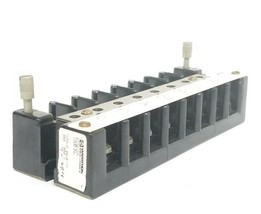 MARATHON SPECIAL PRODUCTS 1508SC BARRIER TERMINAL BLOCK, 600V, 75A image 2