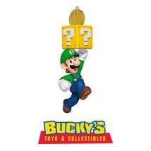 Luigi 2017 Hallmark Ornament LE Nintendo Video Game Super Mario Yoshi  I... - $33.61
