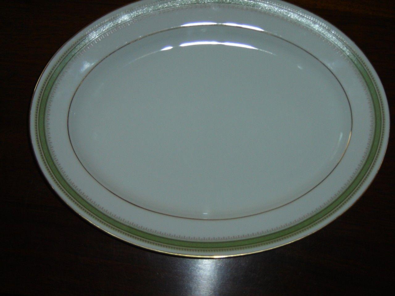 "NORITAKE china SUNSET MESA 8663 pattern Dinner Plate @ 10-3//8/"""