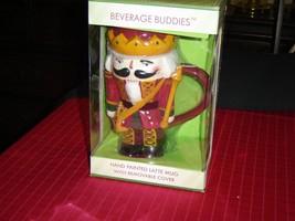 Hand Painted Oneida Beverage Buddies Latte mug NIB - $12.99