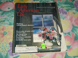 Early American Life magazine - June 1981 good condition - $10.99