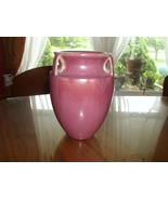 Classic Fulper 3 Handled Vase - $135.00