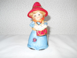 Little Drummer Bell Figurine Jasco 1978 - $4.99