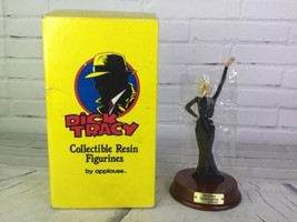 Applause Breathless Mahoney Dick Tracy Limited Edition Collectible Resin... - $37.86