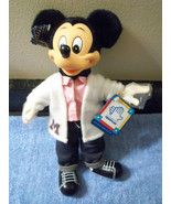 SOCK HOP Mickey Mouse, Varsity, Excellent Condition, 1981, Tags & Wrap A... - $25.54
