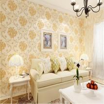 European Beibehang coupons Damascus decorative background bedroom 3d wallpaper - $69.95