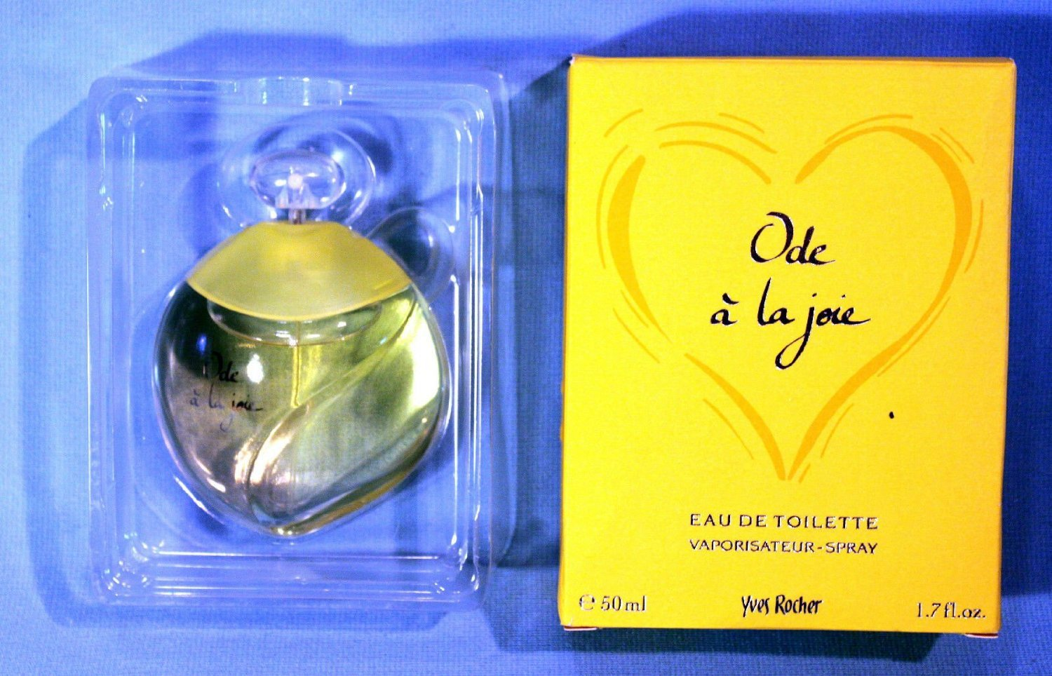 Primary image for Yves Rocher Ode a la Joie Toilette 1.7 fl oz 50 ml Brand New & Sealed in Box