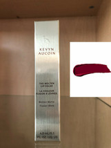 Kevyn Aucoin The Molten Lip Color KATE .1oz (deep merlot) NEW IN BOX! - $25.90