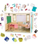 Our Generation Awesome Academy School Set - 76Piece Set, Compatible with... - $199.99