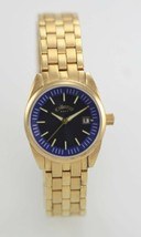 Callaway Blue Women's Stainless Gold Case Band. Parts, Repair Item Only - $47.94