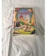 Bambi (VHS) - $925.00